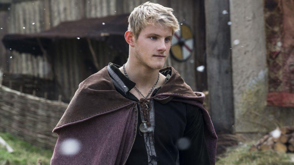 Прическа викинга Бьорна Железнобокого