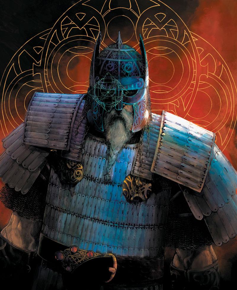 верховный бог один скандинавская мифология