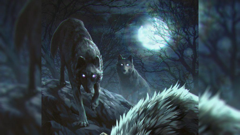 Волки Одина - Жадный и Прожорливый