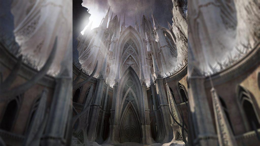 Асгард - мир скандинавских богов
