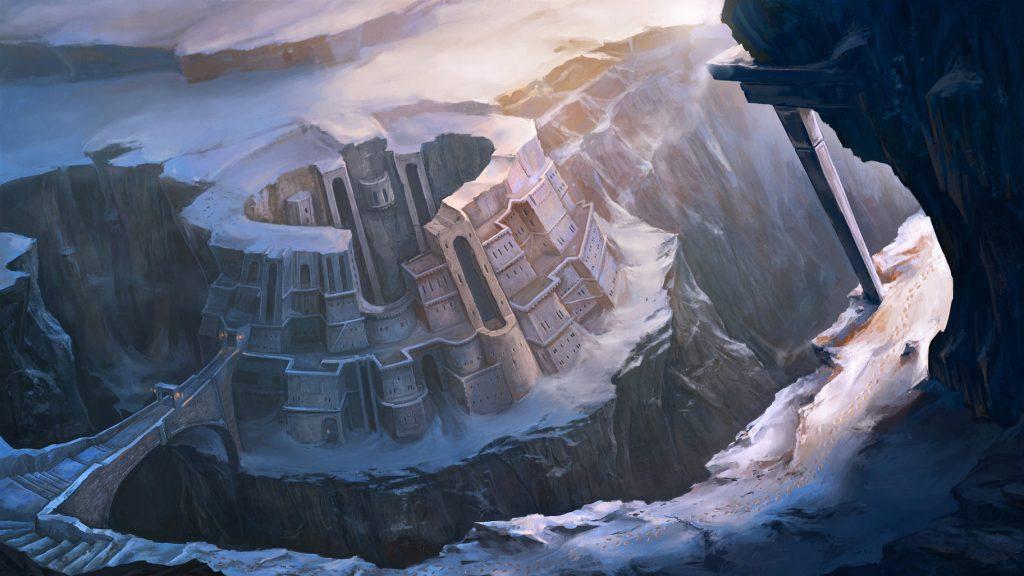 Утгард - мир великанов