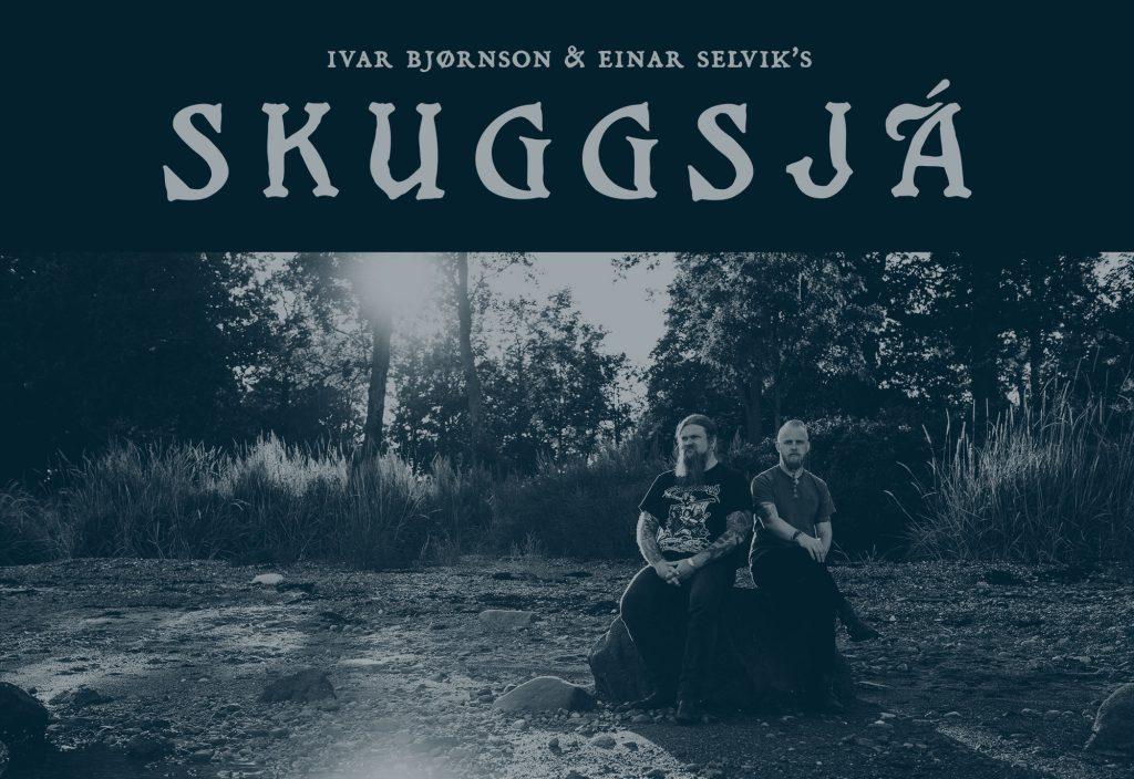 Skuggsjá Ivar Bjørnson (Enslaved) Einar Selvik (Wardruna) фолк неофолк скандинавский музыка викингов северный