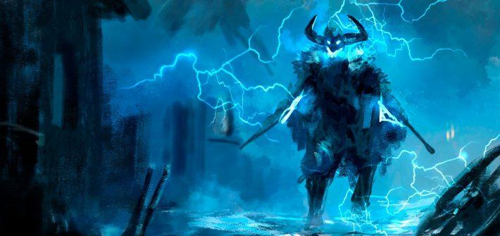 Боги и богини скандинавской мифологии легенды