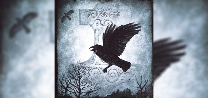 Скандинавская мифология верховный бог один два ворона Silvana Massa