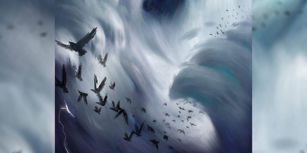 Рождение Тора и Великий ураган