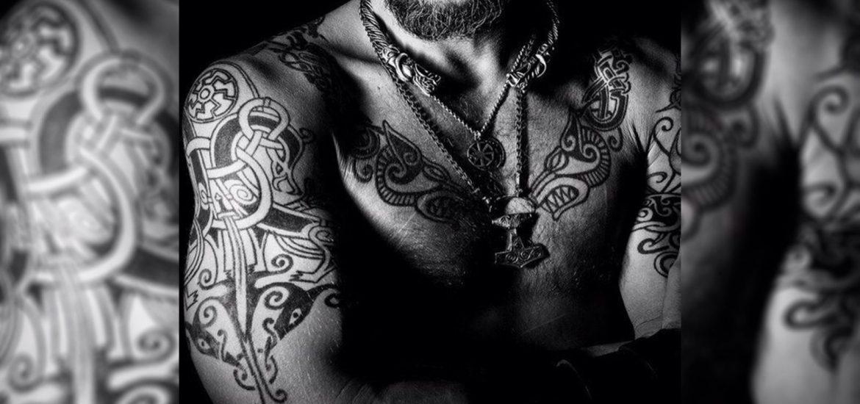 Татуировки викингов и Скандинавские татуировки, узоры