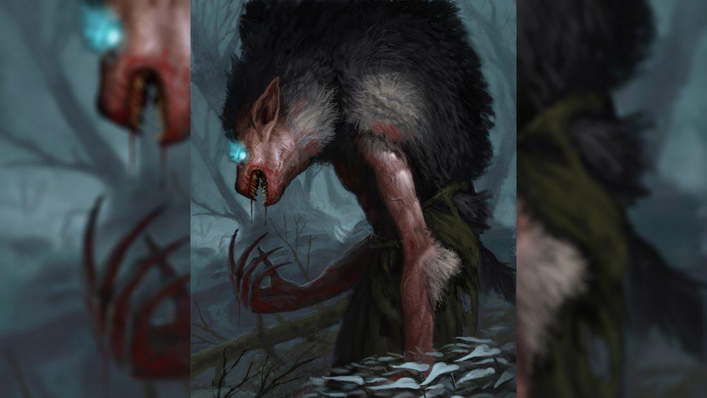 Ульфхеднар Ульфхедин воин-волк мифология скандинавская